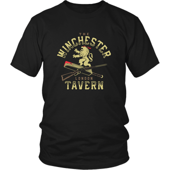 Shaun of The Dead Winchester Tavern Shirts