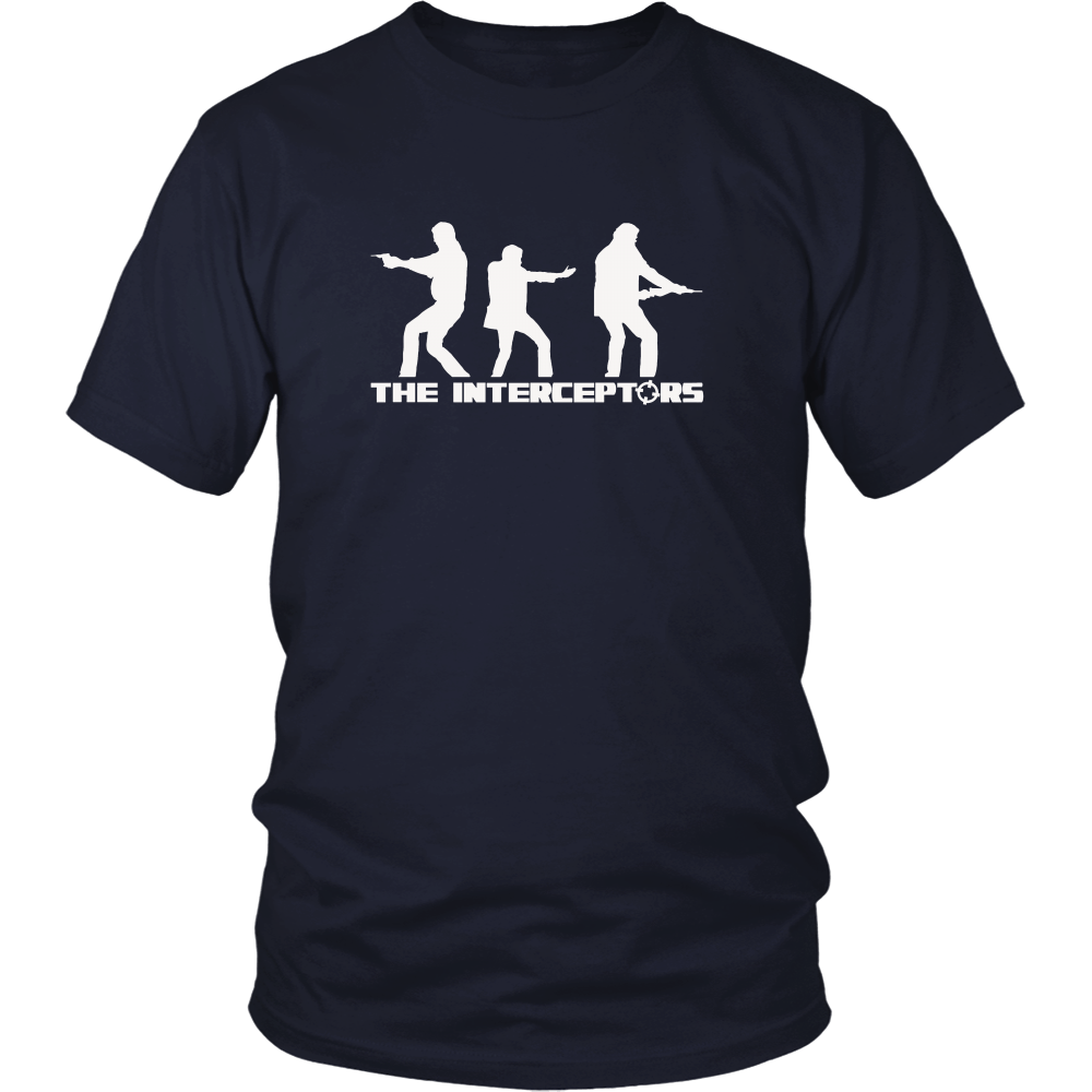 Top Gear The Interceptors Shirt