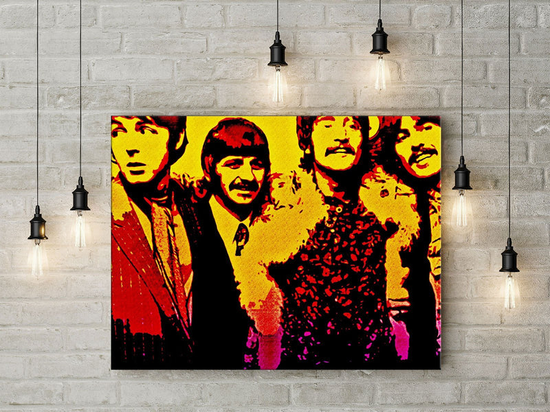 Retro Canvas Posters and Wall Art
