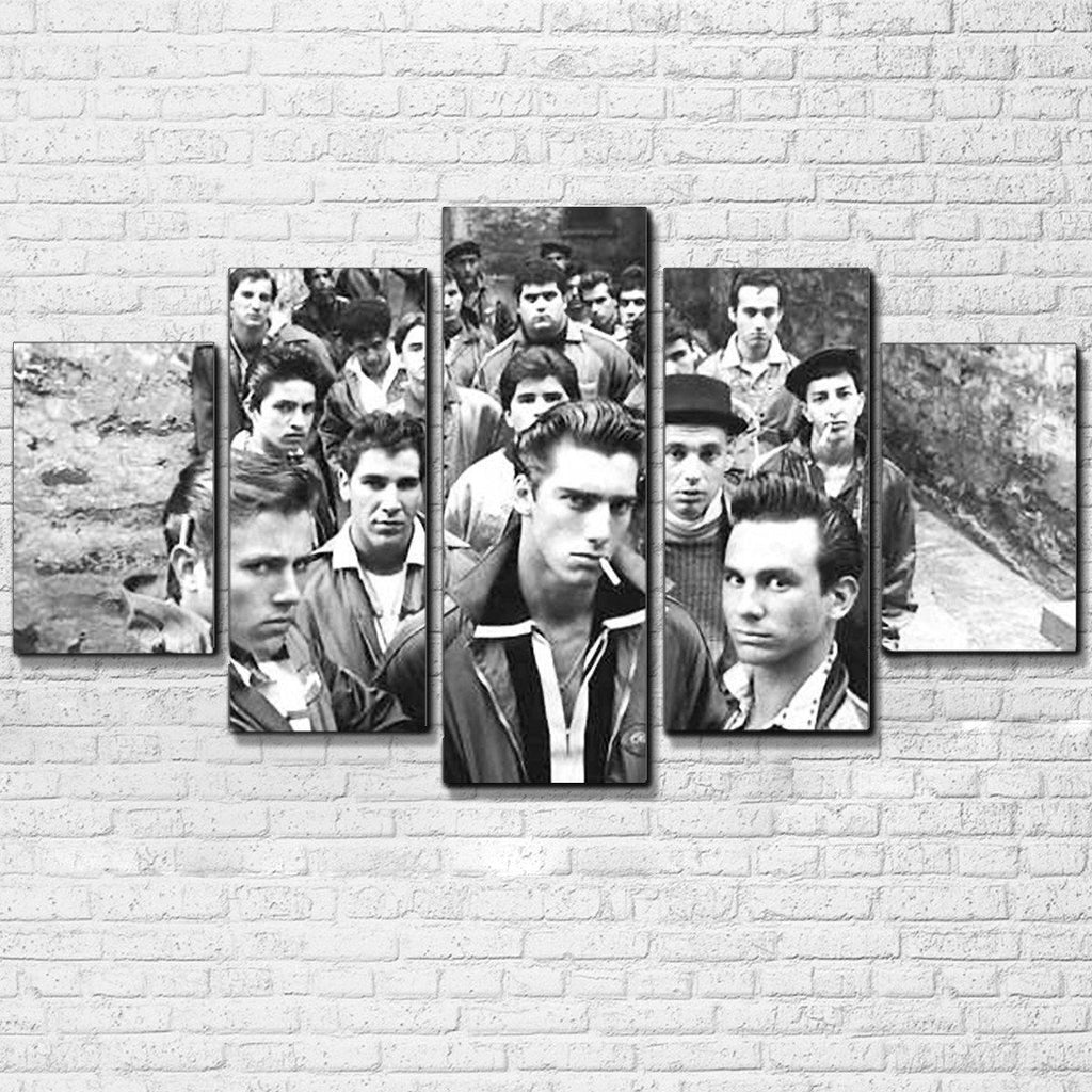 The Wanderers 5 PC Canvas