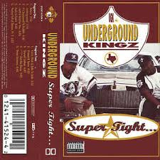 UGK Pimp C and Bun B Released Super Tight August 30, 1994