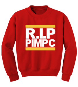 Rockets Red RIP Pimp C Sweatshirt