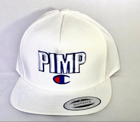 Pimp C The Champ Snapback Caps