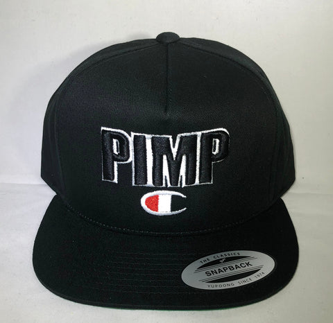 Pimp C The Champ Caps
