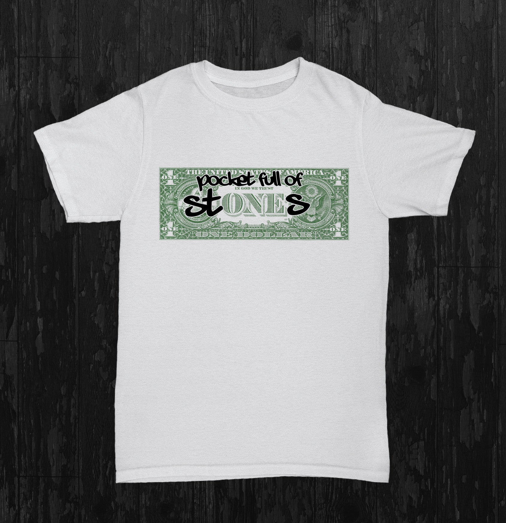 Pocket Full of Stones T-shirt