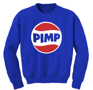 Blue Pimp C sweatshirt on Allthingstrill.com