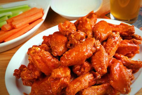 Fast & Furious Chicken Wings