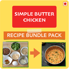 Simple Butter Chicken (Pack for 2-3) | Home Delivery in 2 hours | South Delhi