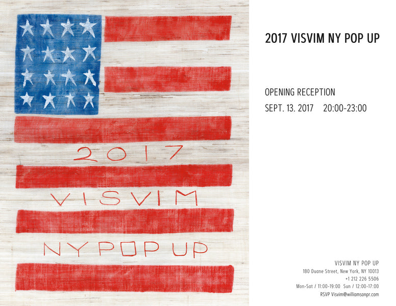Visvim Pop-up