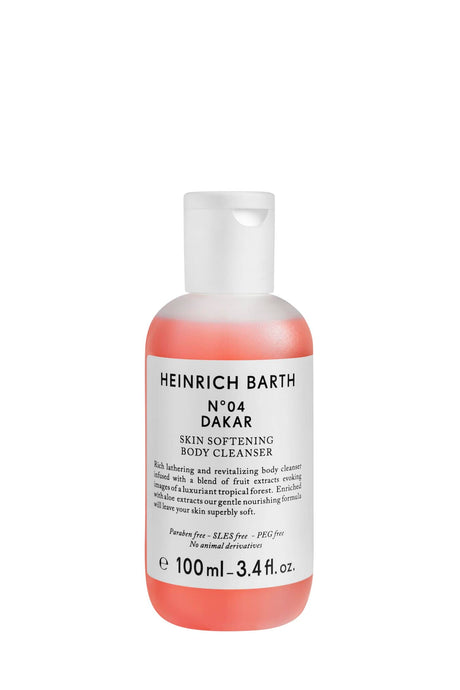 N°04 DAKAR Skin Softening Body Cleanser