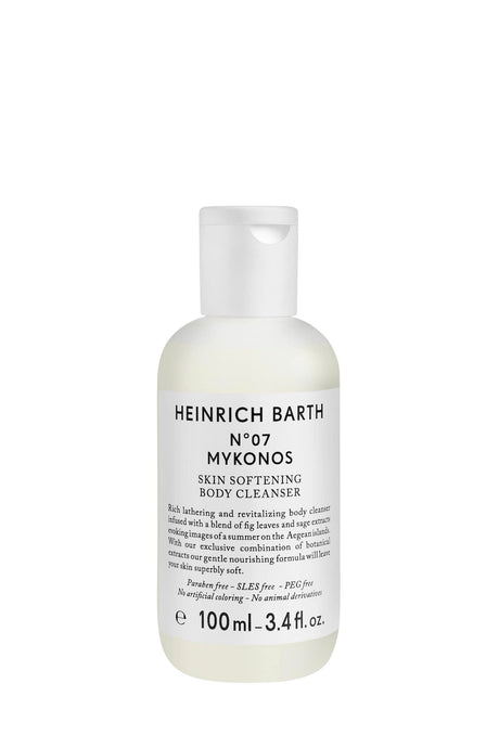 N°07 MYKONOS  SKIN SOFTENING BODY CLEANSER