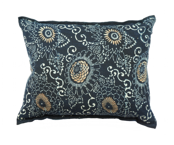 Katazome Pillow (16 x 12