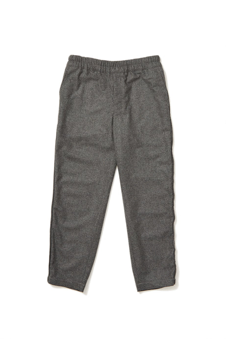 Loose Woven Pants Grey