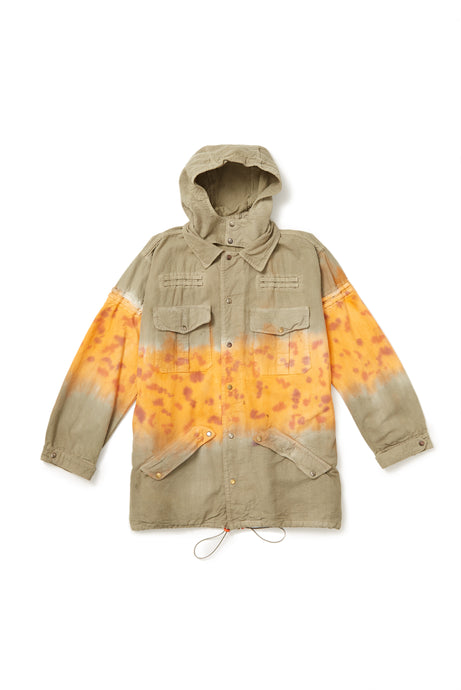 Duck Canvas Fishtail Parka Desert