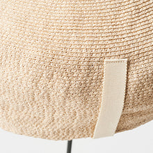 Load image into Gallery viewer, Paper Linen Braid Beret Big