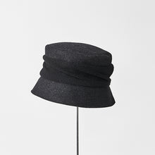 Load image into Gallery viewer, Melton Drape Hat Short