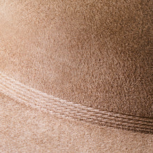 Load image into Gallery viewer, Rope Tracks Hat Rabbit Fur Velour