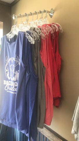 Backroad Outlaws Tanks