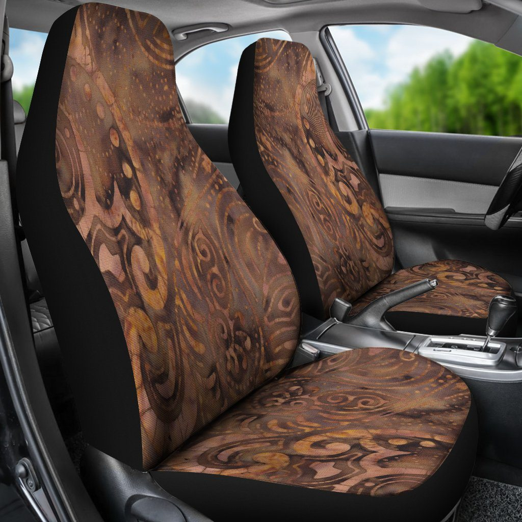 Timeless Java Brown Car Seat Covers java brown color java brown