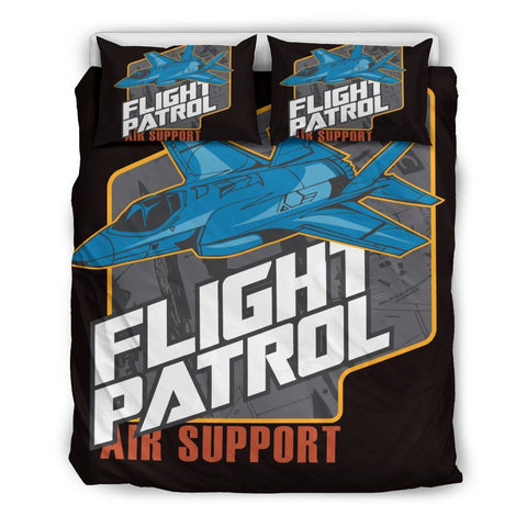 Flight Patrol Air Support