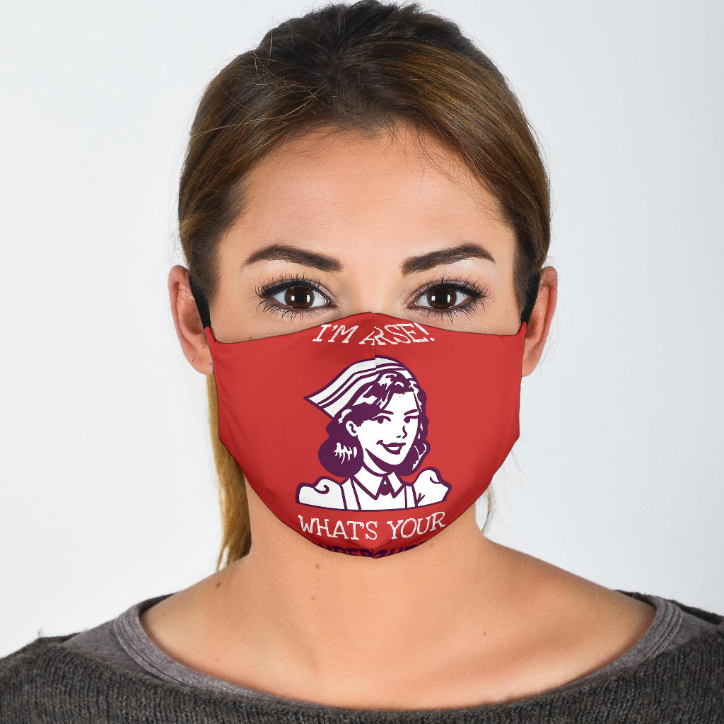 Nurse Power Mask