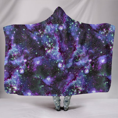 Galaxy Sky Nebs Purple Blue