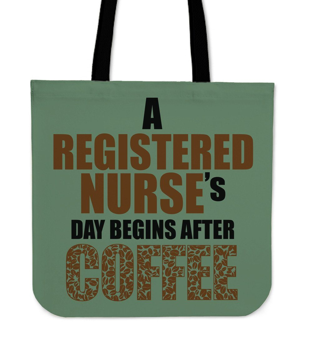 It's All About Nurse Cloth Tote Bag