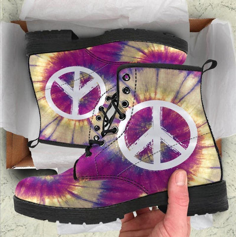 Tie Dye and Peace