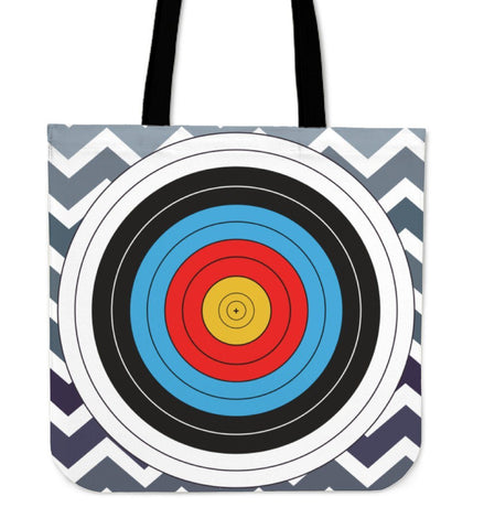 LOVE Arrow Cloth Tote Bag