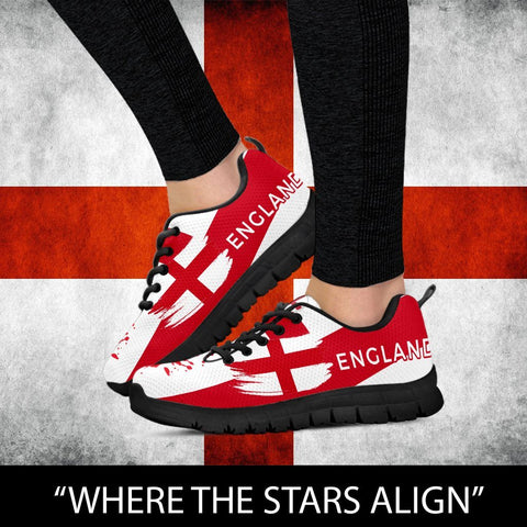 WC 2018 England Sneakers