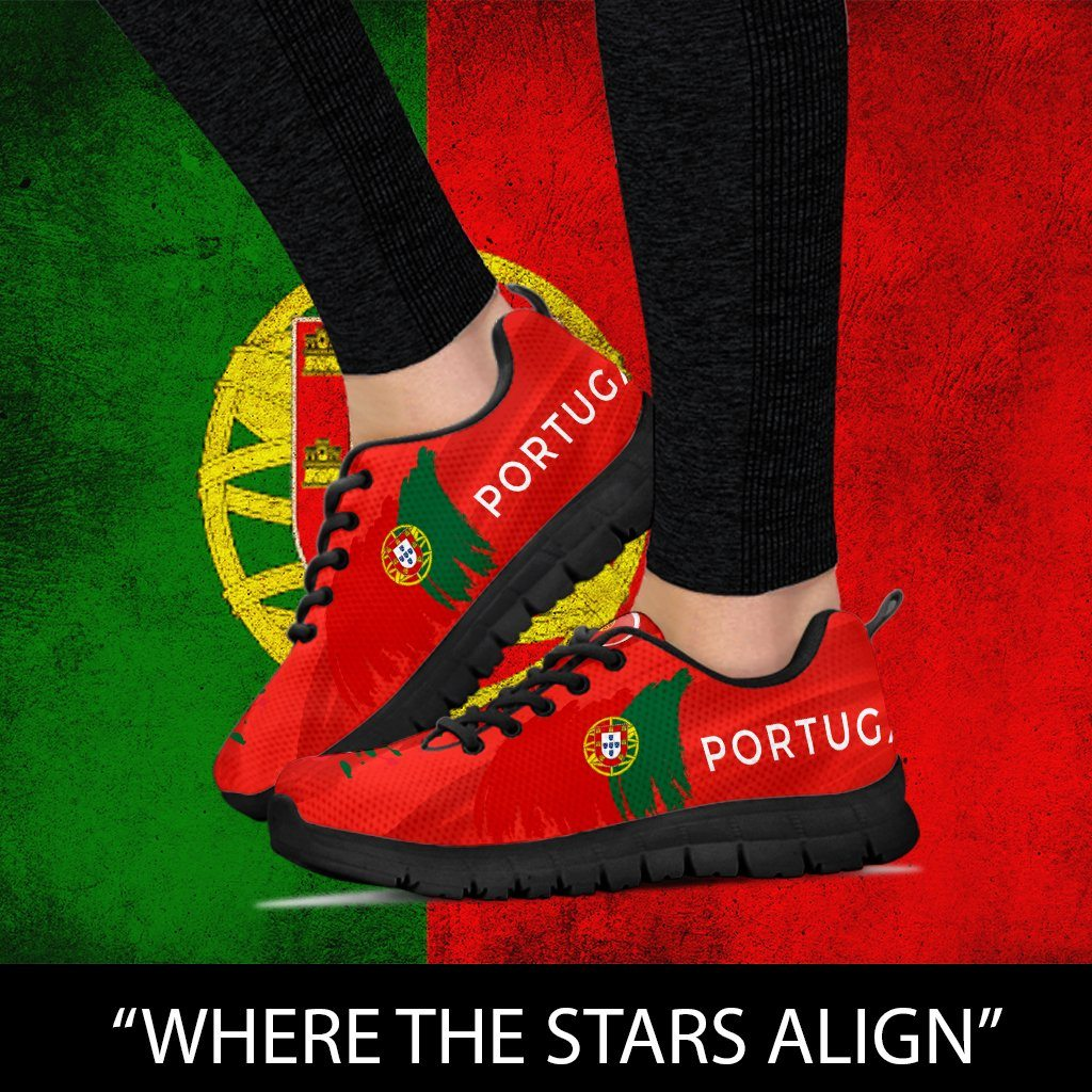 WC 2018 Portugal Sneakers