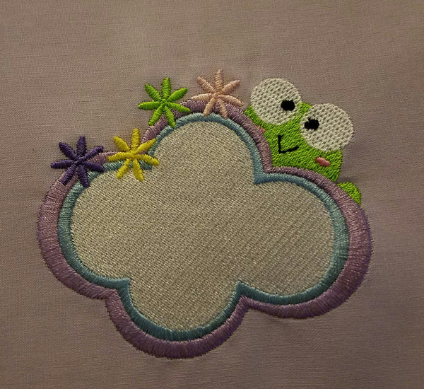Goober cloud 5 x 7