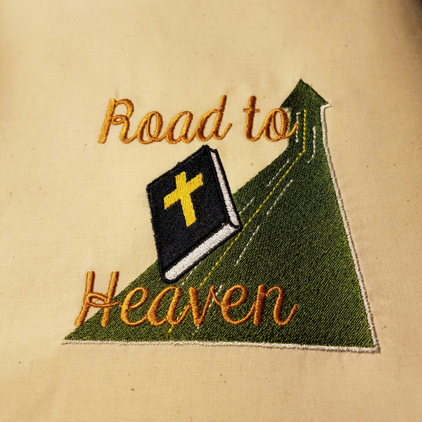 Road to Heaven 5 x 7