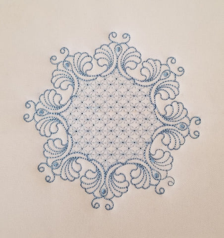 Bluework Set 8 x 8