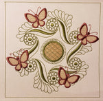 Butterfly Spin 8 x 8