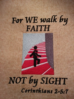Walk of Faith with Stickman