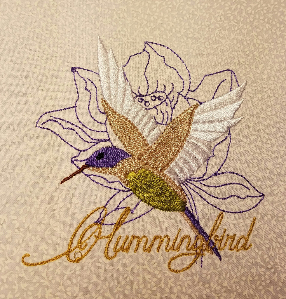 Hummingbird One 8 x 8