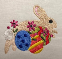 Easter Rabbit 5 x 5