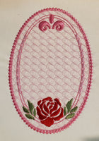Rose Colored Frame Small