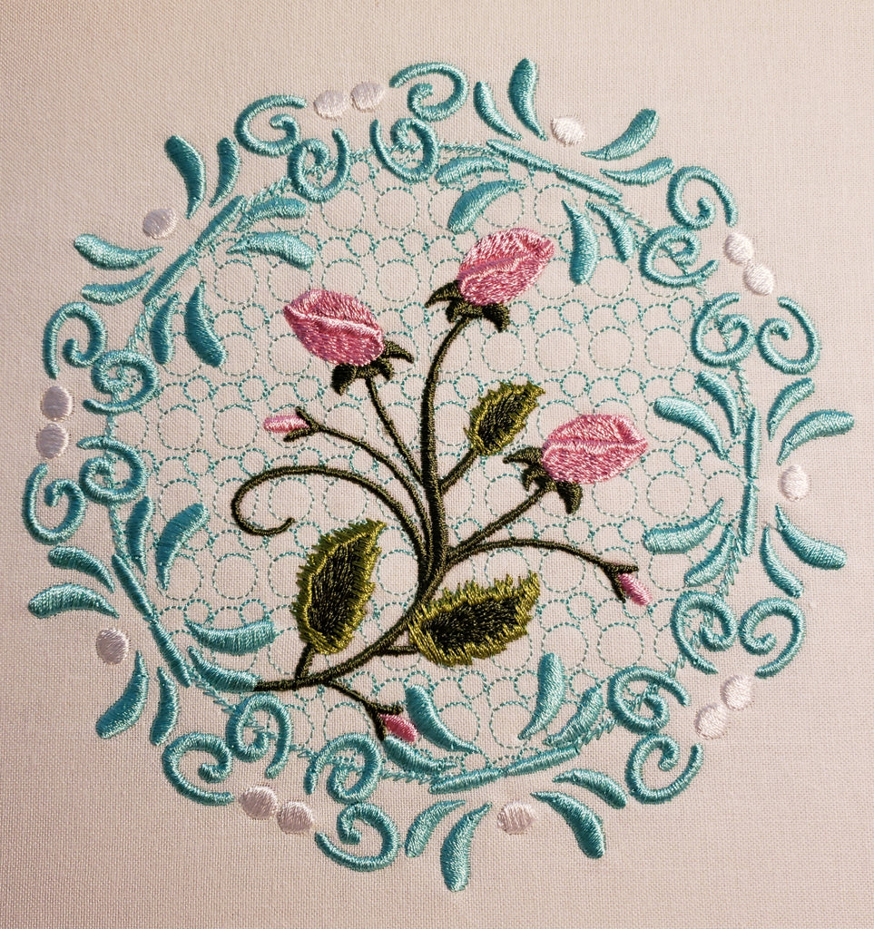 Spring in Bloom SET 8 x 8
