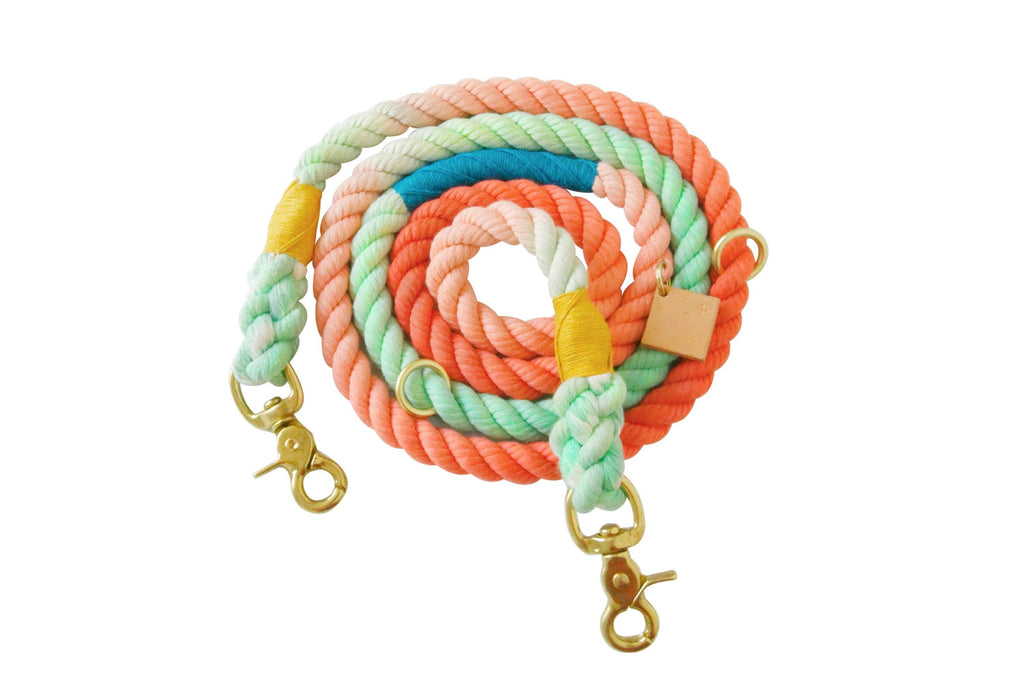 Limited Edition Baja Rope Leash - SHOP HARX