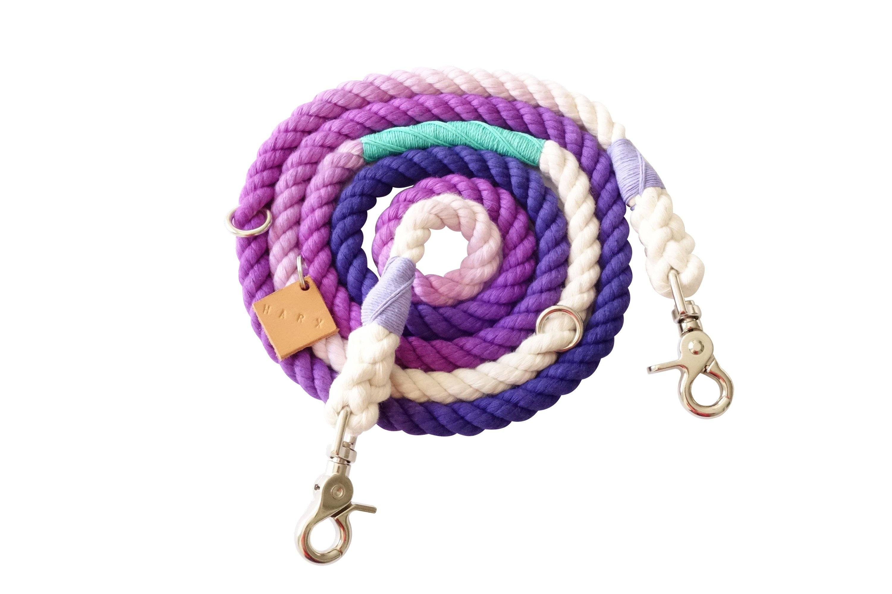 Malibu Rope Leash - SHOP HARX