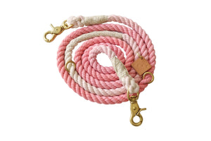 Limited Edition Rose Gold Rope Leash - SHOP HARX