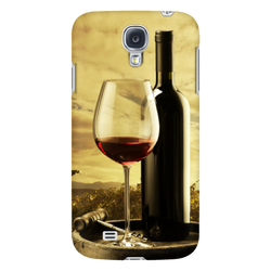 Wicked Wine Enthusiast - Samsung Galaxy & iPhone Case