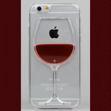 iPhone Case - 3D Wine Glass