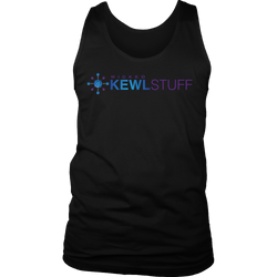 Wicked Kewl Stuff - Designer District Men's Tank