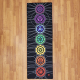 Yoga Towel Mats by Sankalpa
