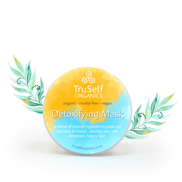Detoxifying Mask by TruSelf Organics