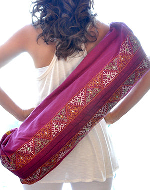 Enlightened Yoga Bag by Soulie