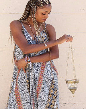 Mystic Sufi Jumpsuit by Daughters of Culture